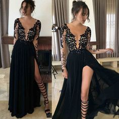 The+Prom+dress+can+be+made+in+custom+size&+custom+color,and+it+will+be+not+more+extra+cost,you+can+choose+the+color+and+size+from+my+color+chart+and+size+chart.My+Dresses+are+with+fully+linked+and+boning+in+the+bodice.About+more+information,please+check+the+following: Quick+View: 1.Silhouette:A...