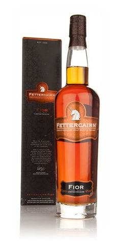 Scotch to try - Fettercairn, Highland: Fior means pure or true in Gaelic, and this no-age-statement bottling launched in summer 2010 is something of a rebirth for the much-maligned Fettercairn distillery. Described by the producers as tasting of dark chocolate, coffee beans and peat smoke, with nutmeg, mint, citrus fruits and truffle. The finish is said to be of sherry trifle, marzipan and pineapple.