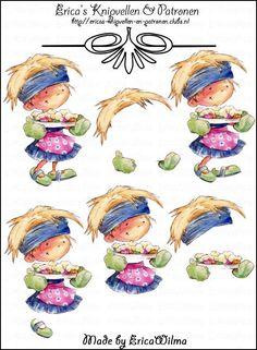 3D enfant 3d Pictures, Photos, 3d Sheets, 3d Craft, Marianne Design, Decoupage Paper, Card Maker, Hobbies And Crafts, Winnie The Pooh