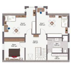 Floor Design, Architecture Details, Planer, Best Sellers, House Plans, Sweet Home, Floor Plans, Flooring, How To Plan