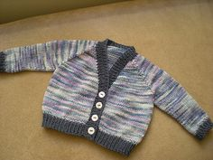 This cardigan is specially designed for babies in the Special Care Nursery of King Edward Hospital, Perth, Western Australia.