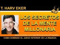 Los Secretos De La Mente Millonaria Audiolibro Completo   T. Harv Eker