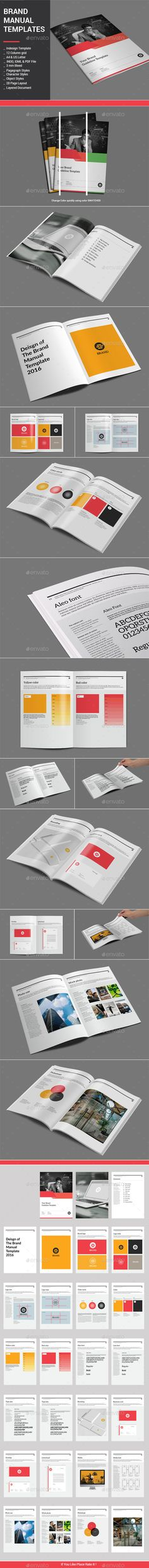 Retro Style Brochure Psd Template  Only Available Here  Http