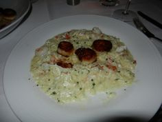 Seafood Risotto from Signature Room on the 95th Floor