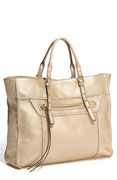 "Picked this up for an ""in-between, still searching for THE seasonal handbag"" handbag...it's cute...Steven by Steve Madden"