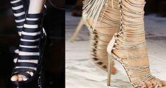 Tendenze scarpe donna? Ecco alcuni tra i modelli più cool dell'estate