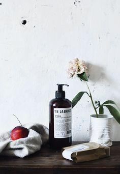 Soap love.