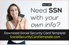 Psd+Ssn+Template+Social+Security+Number+larry b marchant Number ... Number TemplatesTemplates Printable FreePsd TemplatesMoney ... Id Card Template Photoshop New Make A Novelty social Security Card or Driver Licenses Ca ... Download Social Security Card PSD Template and create your social security card.