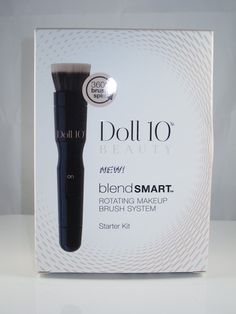 """Doll10 Beauty Blend Smart Rotating Makeup Brush System. It is not """"if"""".... it is """"when"""" I get this!! A must have!!"""