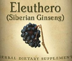 ELEUTHERO ROOT Tincture Supports Endurance Energy Stress Single Liquid Herbal Extract aka Siberian Ginseng