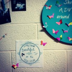 Dorm Room DIY projects