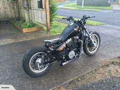 Honda NV750 Bobber 1984 | Trade Me