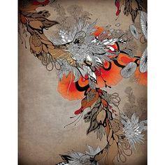 Iveta Abolina 'Sonnet ' Canvas Art