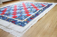 quilt finishing tips