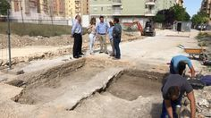 Terminan los trabajos de campo de la calle Cataluña que da acceso al centro de salud del Bulevar