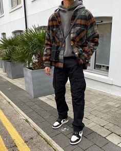 Street Style Outfits Men, Trendy Boy Outfits, Cool Outfits For Men, Indie Outfits, Retro Outfits, Summer Outfits Men, Indie Fashion Men, Black Men Street Fashion, Streetwear Mode