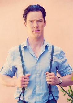 Benedict Cumberbatch=Life Made