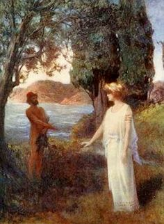 Odysseus questions on society and government?