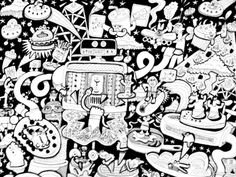 Super robot illustration to print and use as coloring page Robot Art, Robots, Robot Illustration, Super Robot, Coloring Pages, Waves, Classic, Party Ideas, Awesome