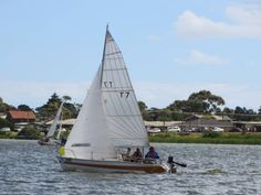 TAGI 22 Trailer Sailer Sailboat Yacht Birdwood Adelaide Hills image 4