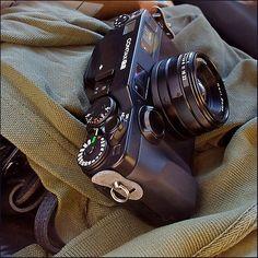 Contax G2. 35mm