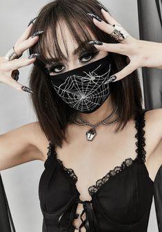 Halloween Doll, Sexy Halloween Costumes, Halloween Spider, Halloween Masks, Halloween Makeup, Halloween 2020, Web Face, The Mask Costume, Spider Costume