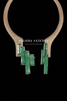 Have Mercy!!!! Chinese Emerald Collection - Paloma Sanchez Blog