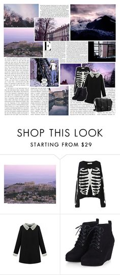 """""""Beautiful Halo #19"""" by nightlock ❤ liked on Polyvore featuring Polaroid, WithChic, fashionset, beautifulhalo and bhalo"""
