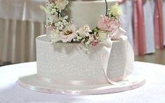 Ako potrieť tortu krémom, potiahnuť fondánom, ozdobiť zákusky ... | Tortyodmamy.sk Cake, Desserts, Food, Tailgate Desserts, Deserts, Kuchen, Essen, Postres, Meals