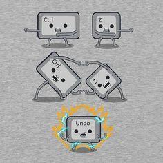 Fusione...... CTRL+Z = UNDO