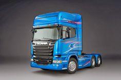 Blue Stream: O caminho da Scania para enganar o vento.