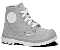 Palladium boots for the toddler <3