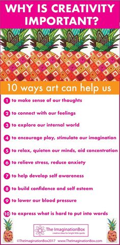 Back to School: A Creative Approach and The Importance of Art Why is creativity . - Back to School: A Creative Approach and The Importance of Art Why is creativity important for both - Art Therapy Projects, Art Therapy Activities, Creative Activities, Therapy Ideas, Art Projects, Art School, Back To School, Middle School, High School