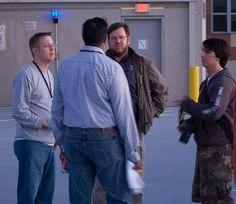 with Jeff Haynie, Sanjay Parekh, and Paul Stamatiou at BarCamp Atlanta 2007