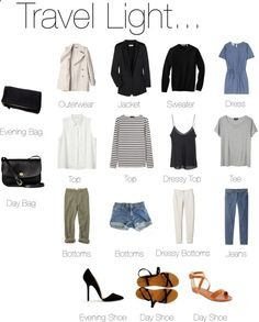 Travel Light... Prague by keelyhenesey  liked on Polyvore