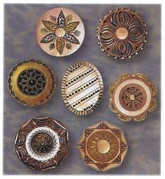 18th century buttons
