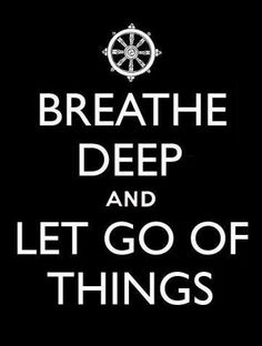 Seriously, let it go. Material possessions lost, means: make new shit.