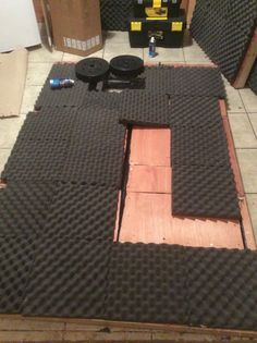 Awe Inspiring How To Build A Very Cheap Recording Booth How To Build Largest Home Design Picture Inspirations Pitcheantrous