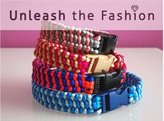 New Dog Collars Unleashed !  #petlovers