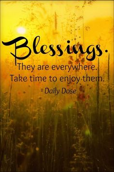"Autumn Equinox:  ""#Blessings. They are everywhere. Take time to enjoy them."" Give Thanks at the #Autumn #Equinox."
