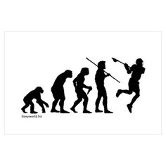 lacrosse evolution -- It's a lacrosse weekend next week!!