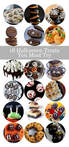 18 Halloween Treats