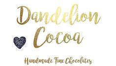 Dandelion Cocoa - handmade chocolates
