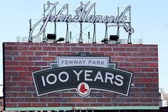 Happy 100th Fenway Park!
