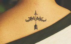 A maioria das pessoas, quando escolhe a sua tatuagem, preocupa-se com dois fatores essenciais: a estética da imagem e o seu significado. Um dos significado #Tatuagens #Sagitário