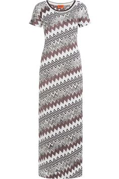 Missoni - Chevron Knit Dress