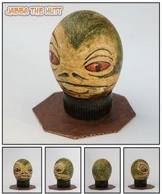 A Jabba the Hutt Easter Egg!