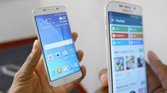 Samsung Galaxy S6 Edge Impressions! New Samsung, Samsung Galaxy S6, Galaxy Note 7, Galaxy S7, Gadget World, Android Watch, Latest Gadgets, Aerial Photography, S7 Edge