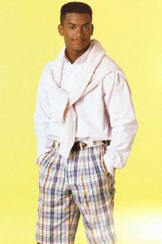 Carlton Banks (Alfonso Ribeiro) El príncipe de Bel-Air