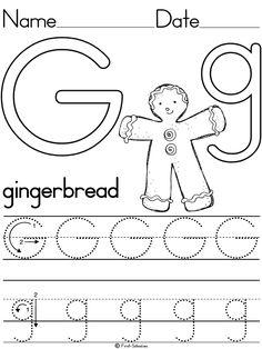 templates Letter G Activities, Pre K Activities, Classroom Activities, Alphabet Quilt, Alphabet Book, Printable Alphabet, Alphabet Worksheets, Preschool Writing, Preschool Education